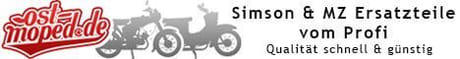 Werbebanner Ostmoped